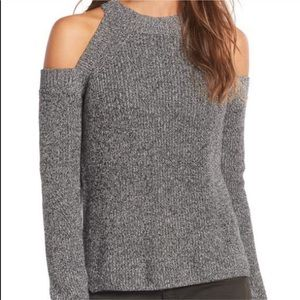 Rag & Bone Cold Shoulder Sweater